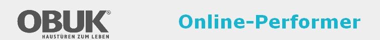 Obuk online haust ren konfigurator for Hausfronten modern